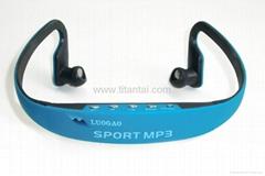 Sport MP3 (Micro SD card reader):Model no.: PC-508