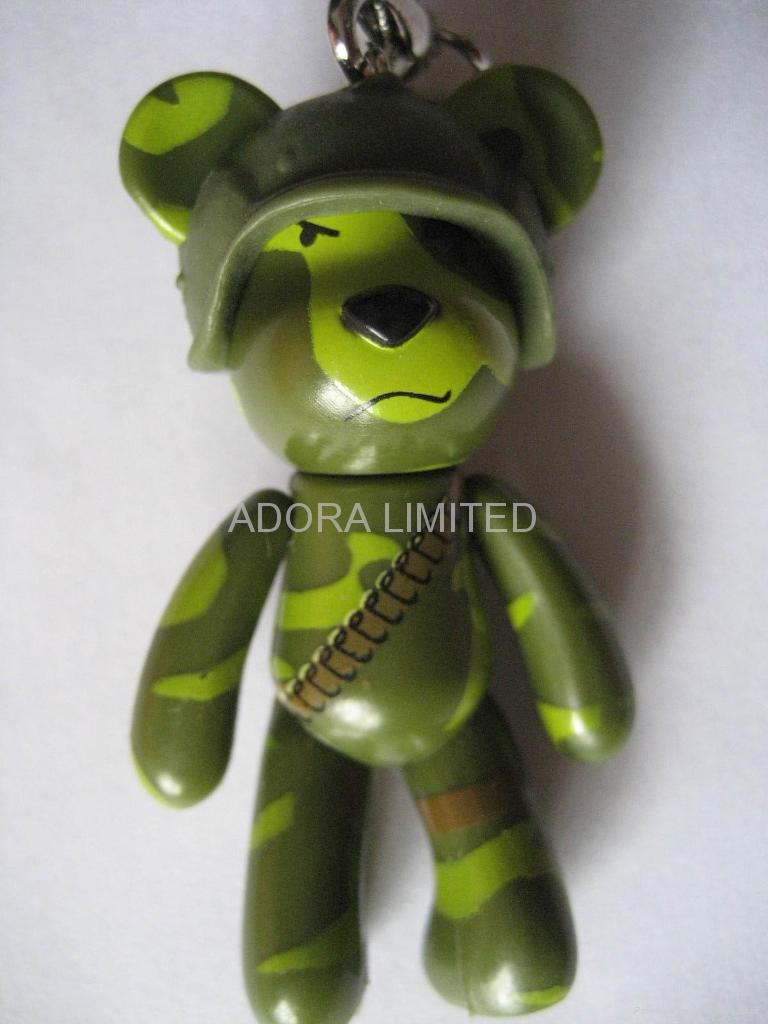 color bear-army 1