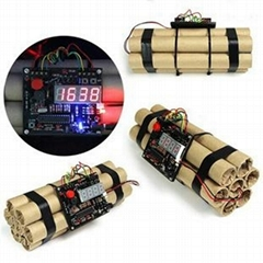 2013 Newest Item Defusable Bomb Exciting Game Clock LED Lamp
