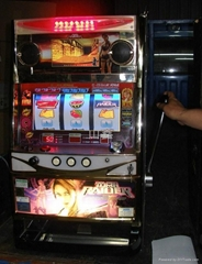 SLOT MACHINE - TOMB RAIDER