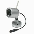 2.4G Outdoor Nightvision Wireless Camera