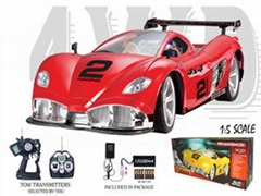 1:5 SCALE RC CAR