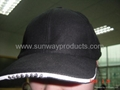 UV LED lighting hat