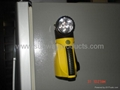 LED dynamo flashlight 2