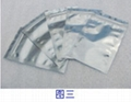 ESD shielding zipper bag