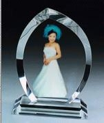 水晶婚紗照