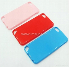 ipod touch 5 touch5 soft silicon tpu case gel cover