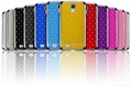 Samsung galaxy s4 i9500 luxury bling diamond chrome Hard Case Cover funda estuch (Hot Product - 1*)