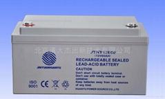 太阳能免维护储能蓄电池