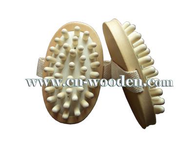 wooden massage comb 1