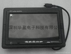 TFT LCD,7英寸,DC 12V电压