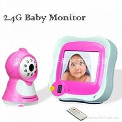 3.5寸婴儿看护器