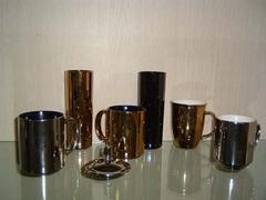 new products Electroplating mug