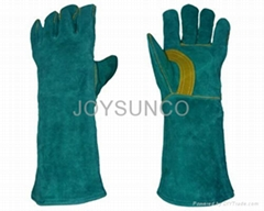 Welding Leather Glove (WCBG03)