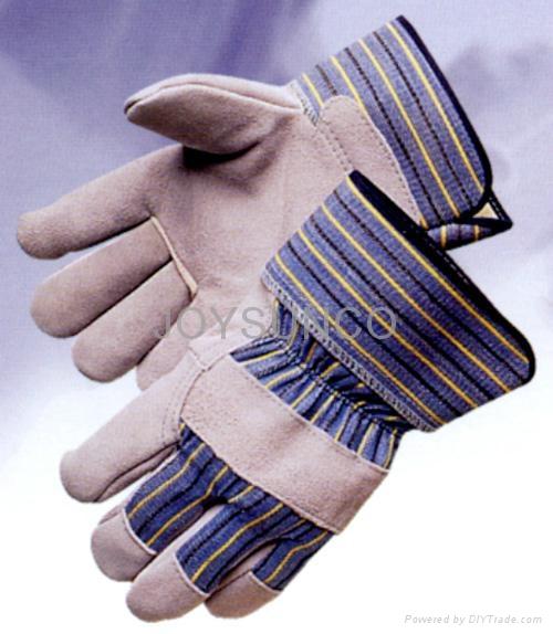 Leather Gloves / Working Glove (CB3082) 1
