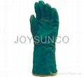 Welding Leather Glove (WCBG01)