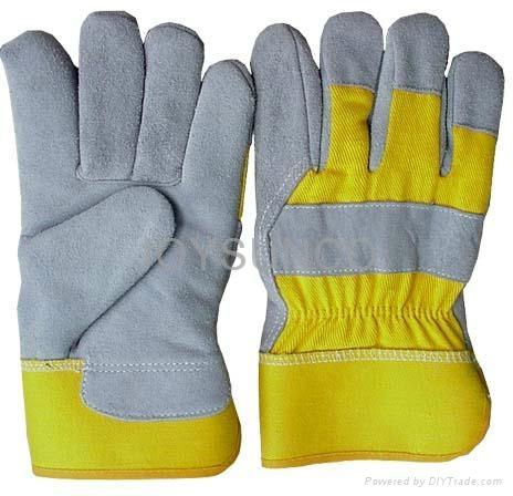 Leather Work Glove (CB302) 1