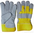 Leather Work Glove (CB302)