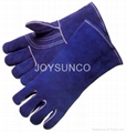 Welder Glove / Leather Gloves (WCBB03) (Hot Product - 2*)