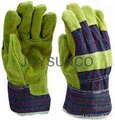 Leather Work Glove (88CBSA-Y)