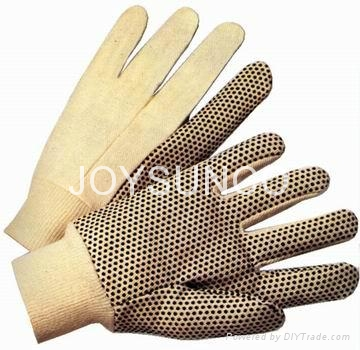 Cotton Dotted Glove (CTDP101) 1