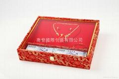 結婚大套鍊盒嫁妝盒