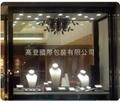 珠寶銀樓櫥窗陳列設計