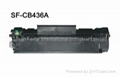 Hp CB435A/CB436A toner cartridge