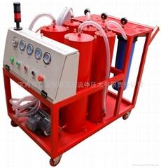 靜電濾油機
