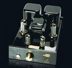 Mini Tube Amplifier (RCA,USB input)
