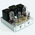 Vacuum Tube Integrated Amplifier