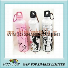 50cm 5 folds gift bottle umbrella