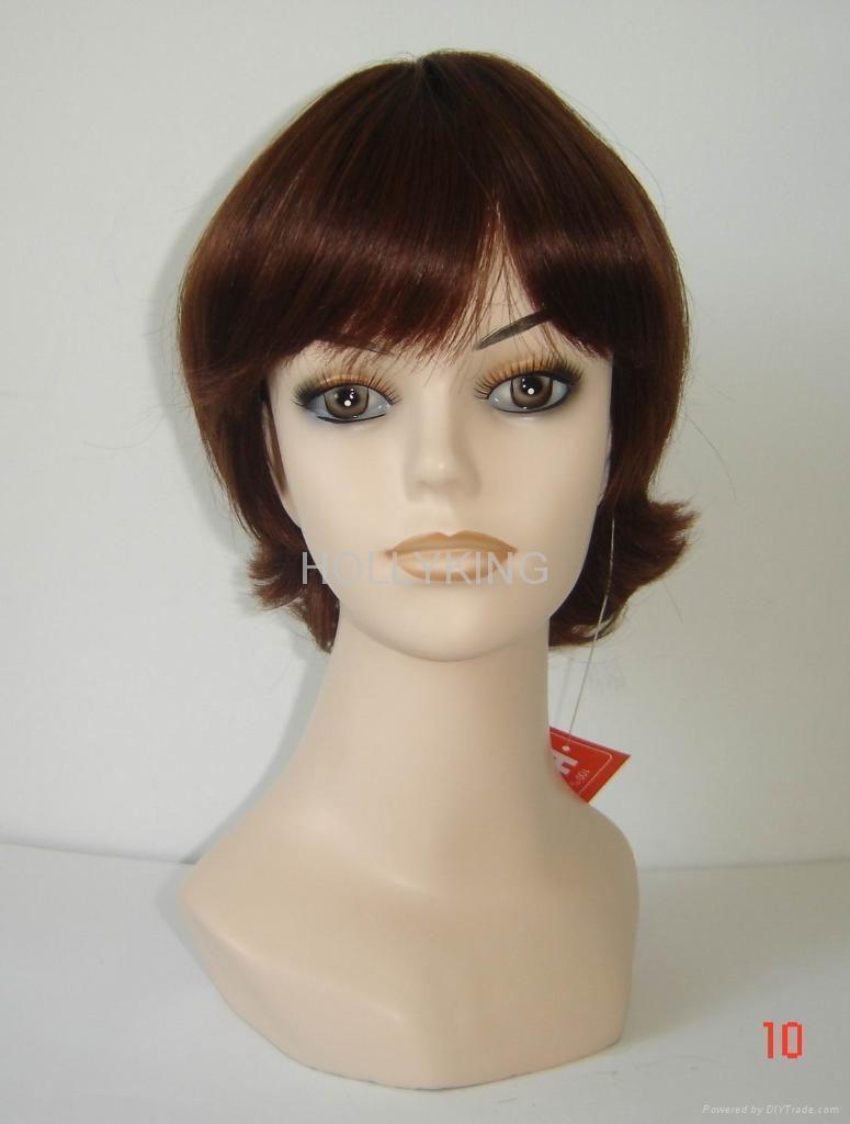 Human And Synthetic Wigs 95