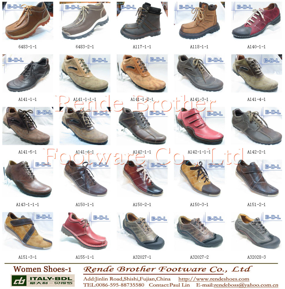 Women's fashion work shoes