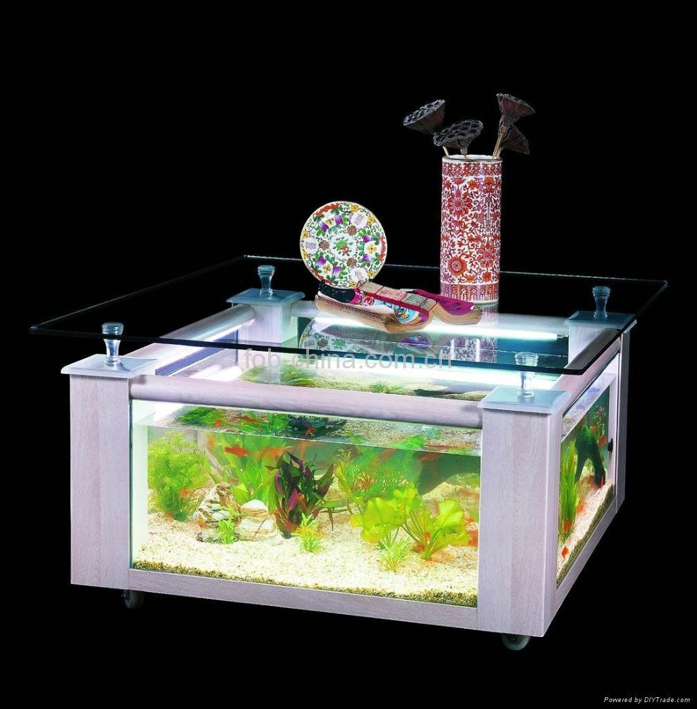 Ningbo bluesea aquarium co ltd for Table aquarium