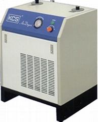 KCS冷凍式乾燥機+裕興空壓