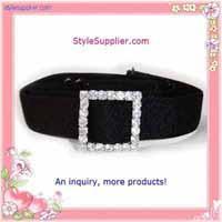sell rhinestone elastic bra straps