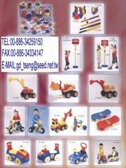Wheels toys