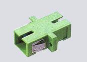 SC/APC型光纤适配器