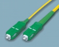 SC/APC型光纤跳线