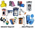 waterproof bag,cases,iPod,mp3,camera,dive,phone,vhf,gps,bags