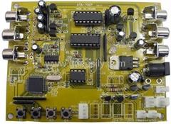 Multi-function AV Arcade Game Timer Board