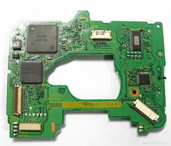 Wii DVD Drive Main/Mother Board DMS D2A D2B D2C D2E