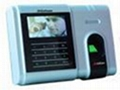 Fingerprint Time Attendance with Color LCD display