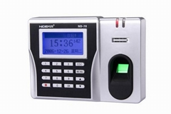 NIDEKA ND70 Fingerprint attendance machine