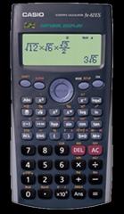 卡西欧函数科学计算器
