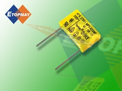 Metallic Polypropylene Film X2 Capacitor