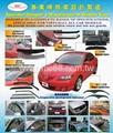 Car Wind Deflector, Windows Visor,