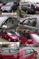Auto Vent Deflector, Window Deflector