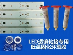 LED透鏡粘接專用低溫固化膠5989W